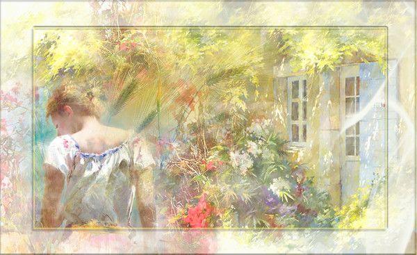 Fonds ecran printemps ete page 3 for Fond ecran ete fleurs