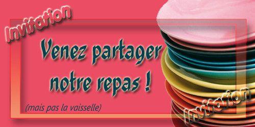 Carte D Invitation Pour Un Repas D Anniversaire Coleteremelly Official