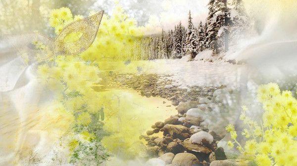 Fonds ecran automne hiver page 3 for Enregistrer image ecran