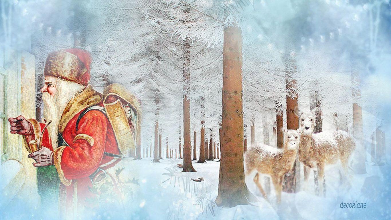Fonds ecran automne hiver for Enregistrer image ecran